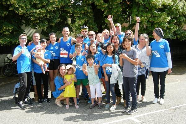 15e Marathon du Vignoble d'Alsace  « IL EST FOUFOULUI ! »