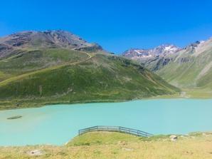 Pitz Alpine Glacier Trail: MERVEILLES DE L'AUTRICHE