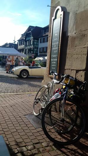 Sortie vélo du weekend: LES JOIES DE LA BICYCLETTE