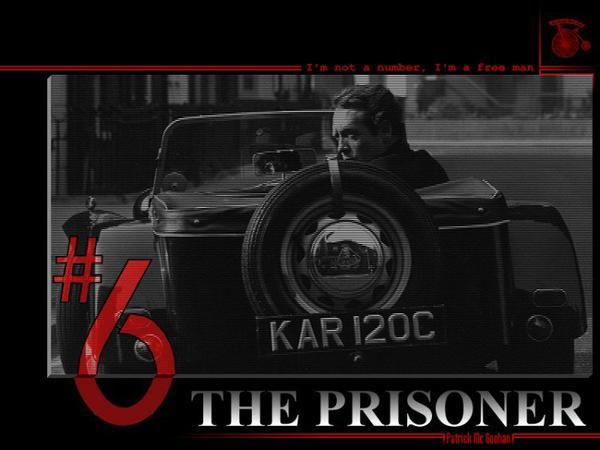 la série ;LE PRISONNIER , nous donne un aperçu de se qui nous attend et bizarement le numéro choisi est le 6.....