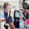 Miley, ou le FLOP de la semaine ...  (Ce 20 Février) La tenue de Bonnie Wright au pré-Bafta. Vous la trouvez comment ? ( Moi, j'adore ! )