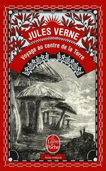Voyage au centre de la Terre, de J. Verne
