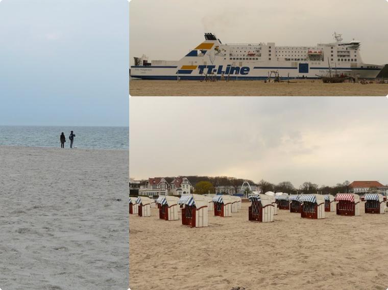 Lubeck, près d'Hambourg