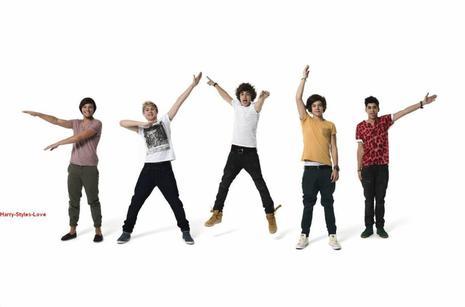 One Direction : Dancing On Ice, leur performance + Harry , il se rapproche de Pixie Geldolf .