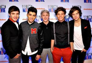 One Direction : A L'Avant Première de Big Time Movie + Niall dans les rues de New York