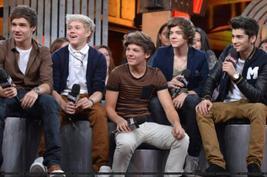 One Direction : Les Garçons au Canada