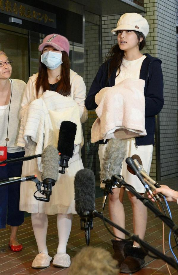Un attentat sur les AKB!? Iriyama Anna et Kawaei Rina ont été poignardé!