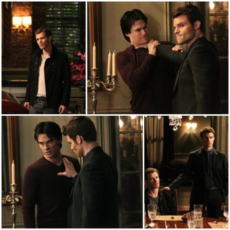 14 photo shoot de l'épisode 13 saison 3
