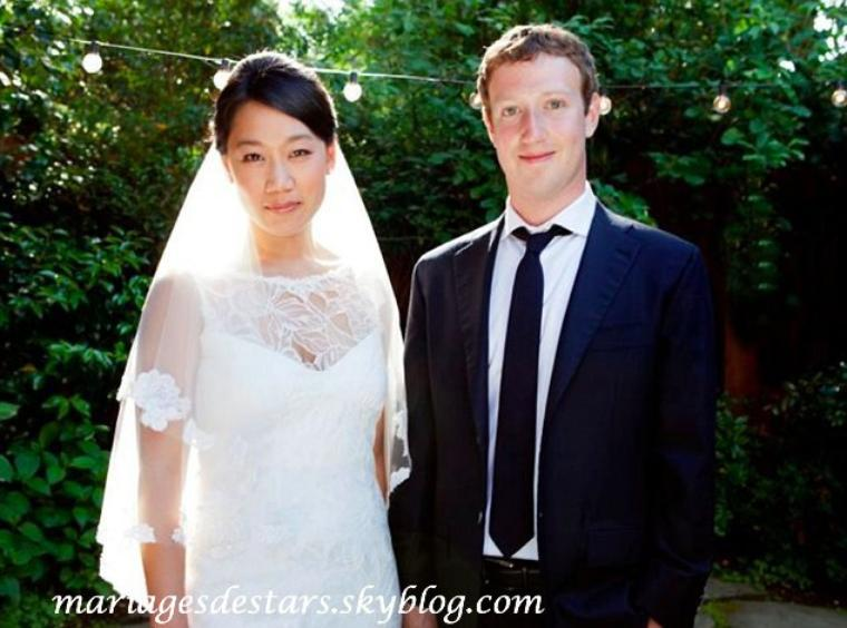 Mark Zuckerberg & Priscilla Chan