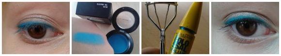 Maquille Ultra simple ! & Coloré !