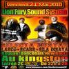 LE LION FURY SOUND SYSTEM AU KINGSTON A ROUEN LE 21 MAI