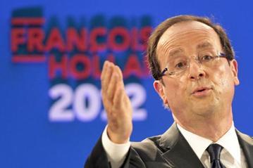 [PRESIDENTIELLES 2012] LE CV DE FRANCOIS HOLLANDE, CANDIDAT DU PARTI SOCIALISTE