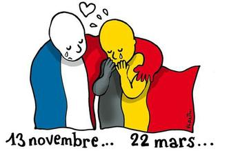 PRAY FOR BRUXELLES