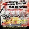 """Toubab Chicourt (Lille 59) & Septik (Mons-en-Baroeul 59) présentent """" Mal de Vivre """" (New)"""