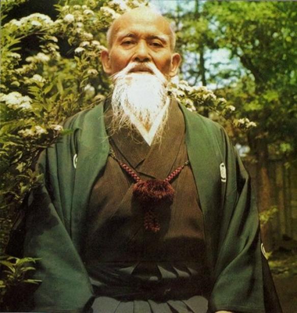 biographie du fondateur morihei ueshiba