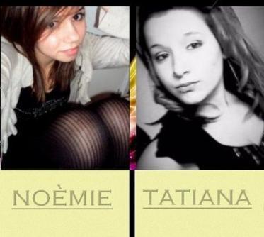 Noèmie VS Tatiana?