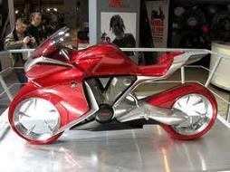 Concept car de la HONDA V4 !!!