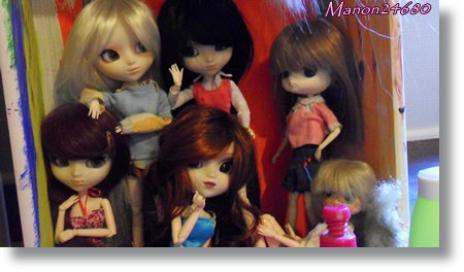 ♥ Photo de Famille Pullipienne ♥