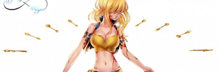 Lucy: Weaked Fate