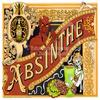 pour le plaisir : collection d'affiche de ma  fee verte : l'absinthe