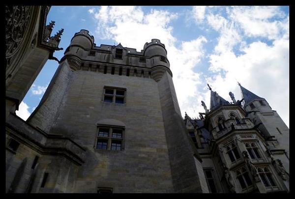 Chateau de Pierrefond