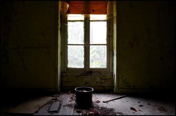 Maison abandonné