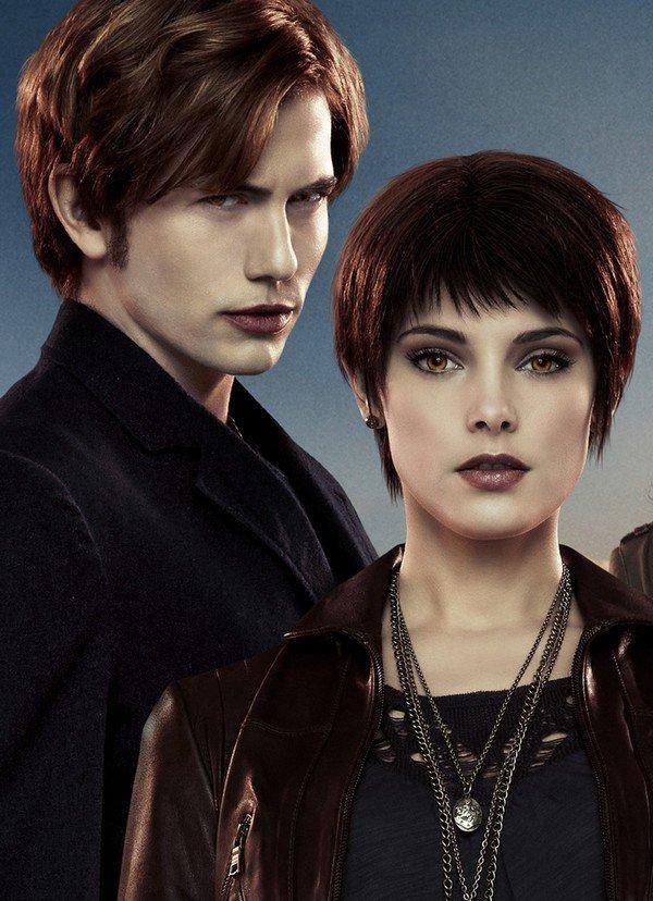 Twilight personnages datant de la vie réelle