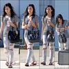 . .      Jeudi  22 Octobre : Demi & son beau-père se rendant à un studio à Burbank . . .