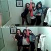 . . Photos personnelles  de Demi en compagnie de Miley Cyrus et une amie . . .