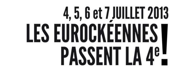 Eurockéennes 2013 : la programmation se dévoile