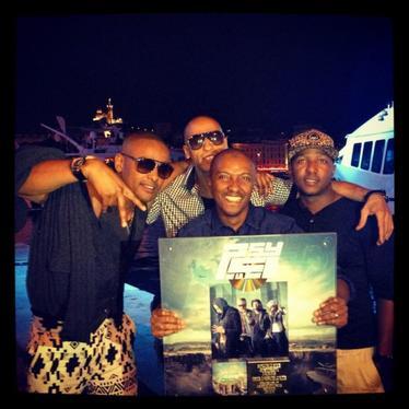 Psy 4 de la Rime : leur album disque d'or !