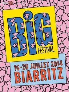 Le Big Festival à Biarritz