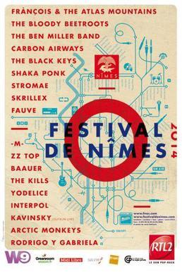 Le Festival de Nîmes aux arènes du 28 juin au 24 juillet !