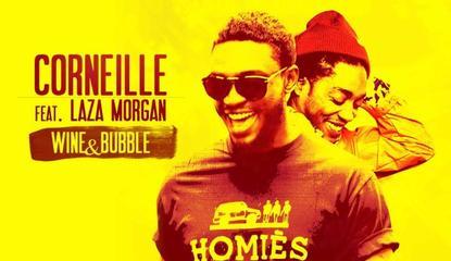"""Nouveau clip de Corneille & Laza Morgan - """"Wine & Bubble"""""""