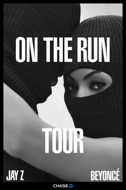Jay-Z & Beyonce en concert au Stade de France les 12 et 13 septembre !!!