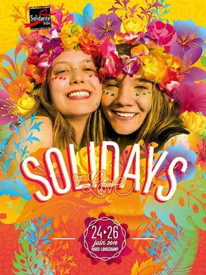 Conférence de presse : Solidays 2016, Summer of Love !