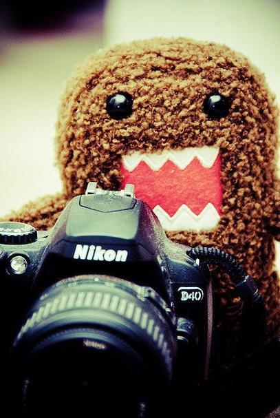 """""""T'es comme un appareil photo. T'es canon alors Nikon."""""""