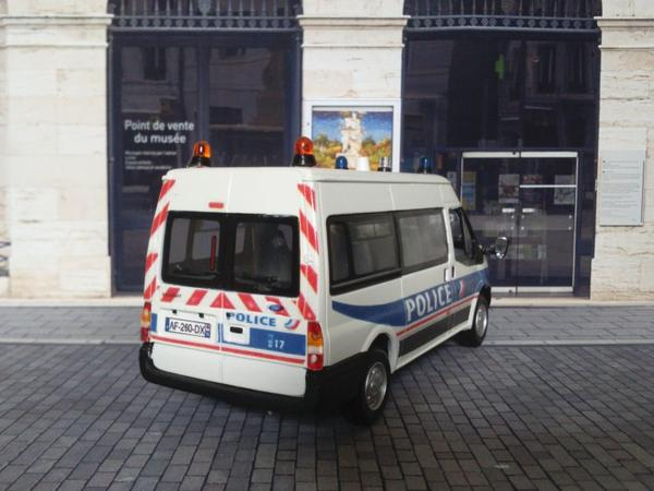 Police Nationale - CI PP - Ford Transit