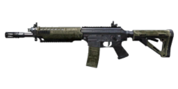 Arme Call Of Duty Black Ops 2 Fusil D Assaut Swat 556
