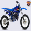 85 YZ Red Bull