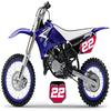 85 YZ Bleue