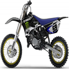 85 YZ Monster noir