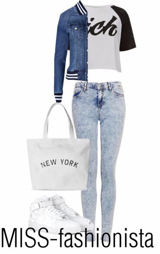 Articles de miss fashionista tagg s tenues polyvore - Excuse pour sortir de chez soi ...