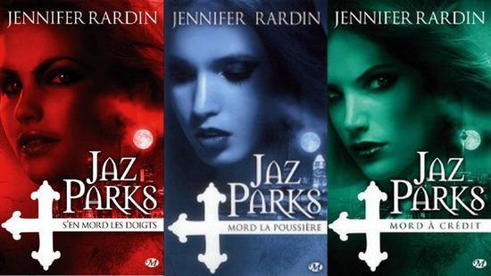 Jaz Parks - Jennifer Rardin
