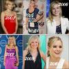 . Kristen depuis 2003, pas mal d'évolution. Vous préférez Kristen en quelle année ?.