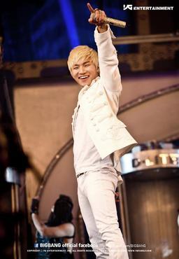 Daesung toujours aussi magnifique