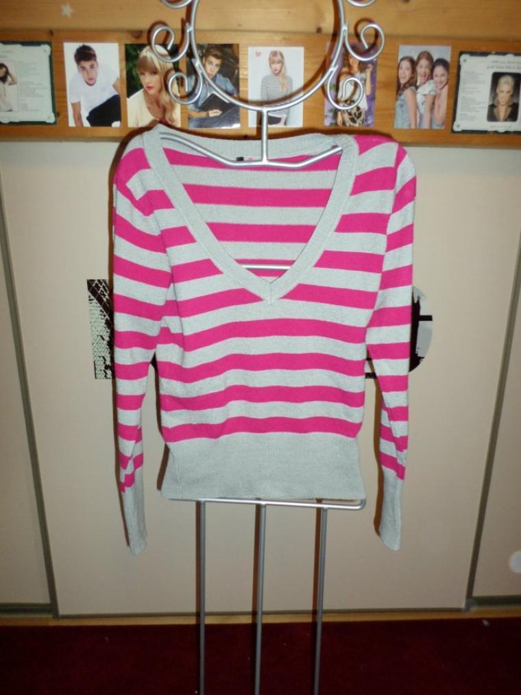 tee shirt-pull taile S-M 5¤