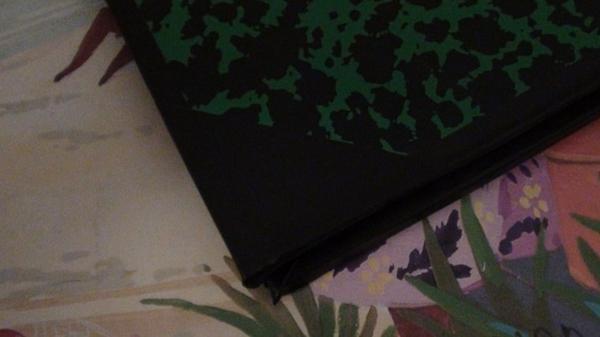 Recyclage de pochettes d'arts 2