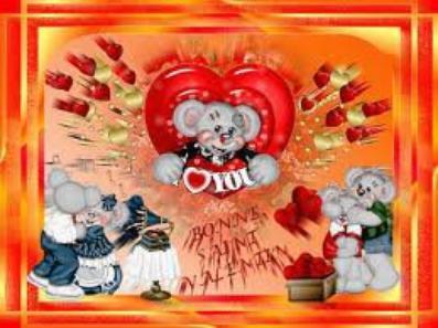 Bonne Saint Valentin à tous !