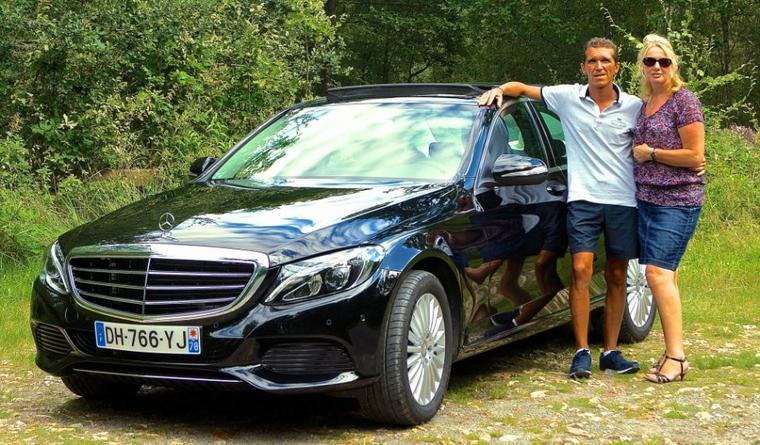 Ma Mercedes .